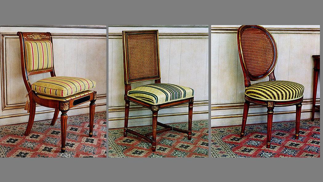 Siral Mobili Chaise Chaises Sièges & Canapés  | Classique