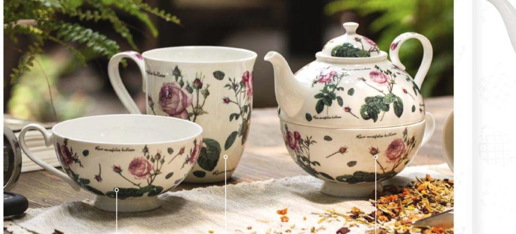 JAMESON & TAILOR Service à thé Services de table Vaisselle  |