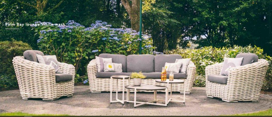 APPLEBEE Salon de jardin Salons complets Jardin Mobilier   