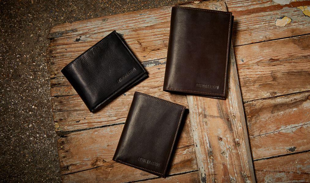 ARTHUR & ASTON Portefeuille sacs et accessoires En marge de la Déco   