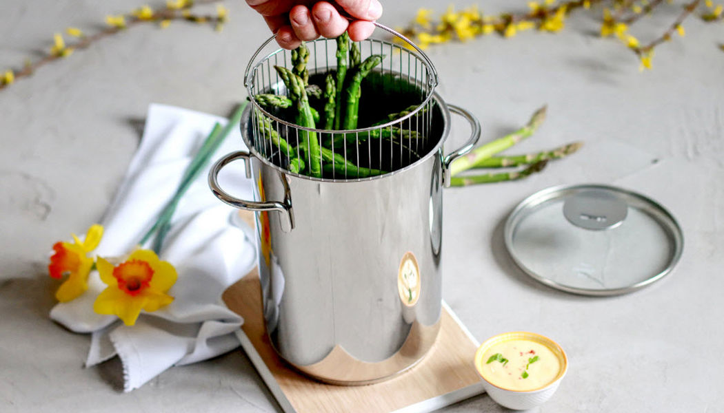 Cristel Cuiseur asperges Casseroles Cuisine Cuisson  |