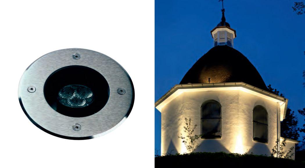 Albert-Leuchten Spot encastré de sol Spots Luminaires Intérieur  |