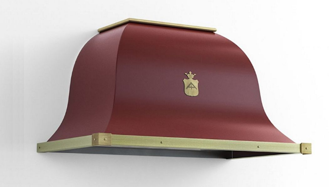 Officine Gullo Hotte aspirante casquette Hottes aspirantes Cuisine Equipement  |