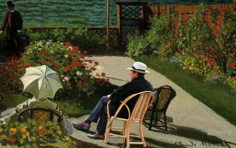 La MULE Chaise de terrasse Chaises de jardin Jardin Mobilier Terrasse | Bord de mer