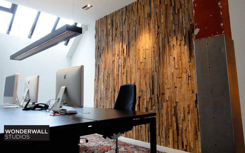 WONDERWALL STUDIOS Revêtement mural Revêtements muraux Murs & Plafonds Lieu de travail | Décalé