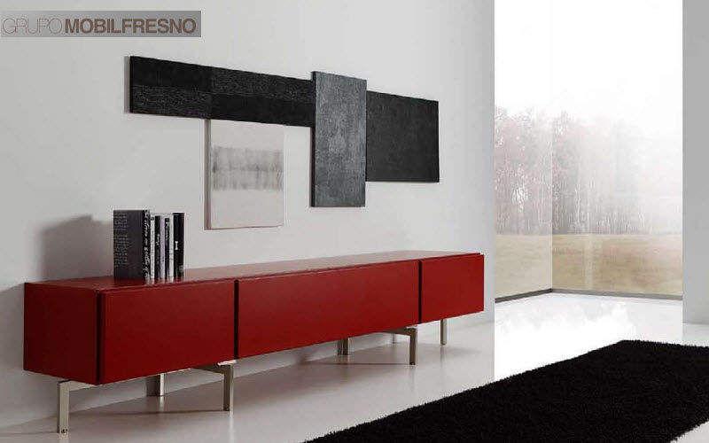 MOBIL FRESNO - AlterNative Meuble de salon-Living Bahuts Buffets Meubles de salon Rangements Salon-Bar |