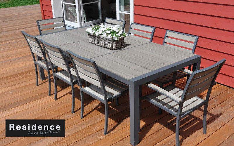 RESIDENCE Terrasse | Design Contemporain