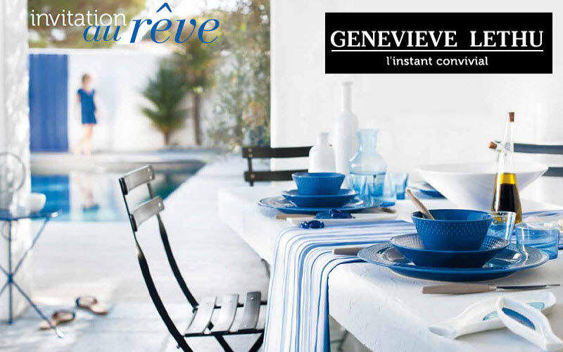 Genevieve Lethu    Terrasse | Bord de mer