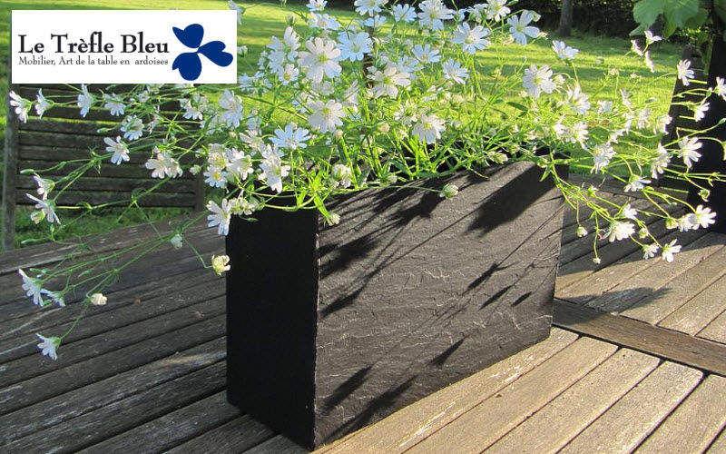 Le Trefle Bleu Bac à fleurs Bacs Jardin Bacs Pots Terrasse | Charme