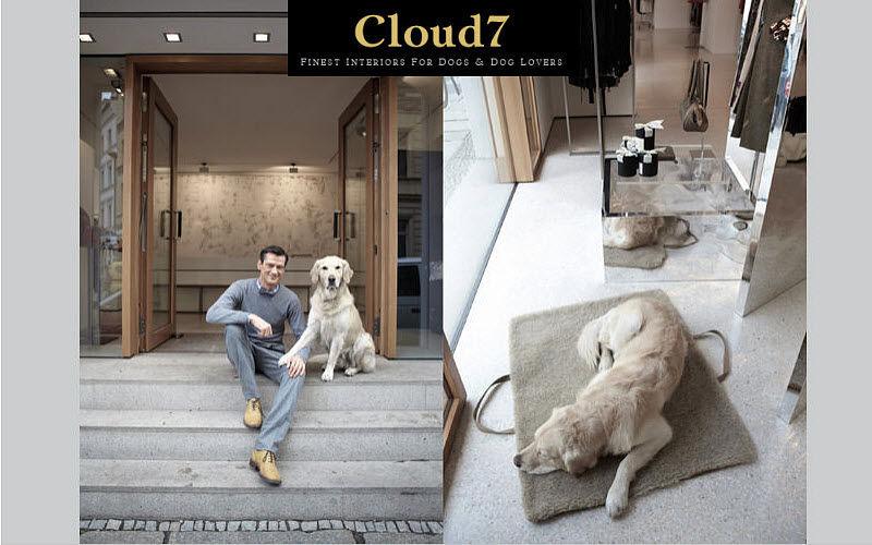 CLOUD 7 Panier à chien Divers En marge de la Déco En marge de la Déco Entrée   Design Contemporain