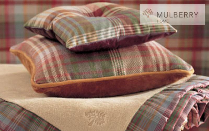 Mulberry Home Coussin carré Coussins Oreillers Linge de Maison  |