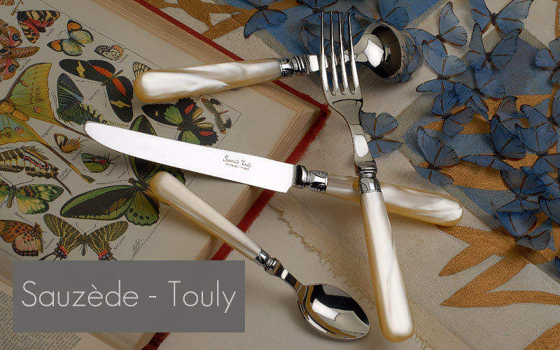 Sauzede- Touly Couverts de table Couverts Coutellerie  |