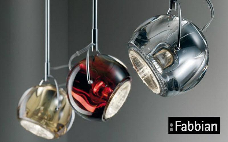 Fabbian Rail de spots Spots Luminaires Intérieur  |