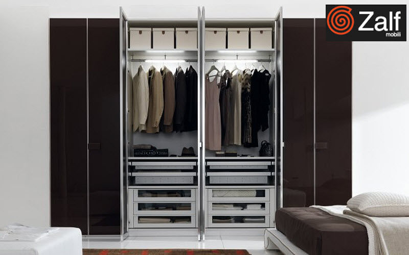 Zalf Armoire-dressing Armoires Rangements Chambre | Design Contemporain