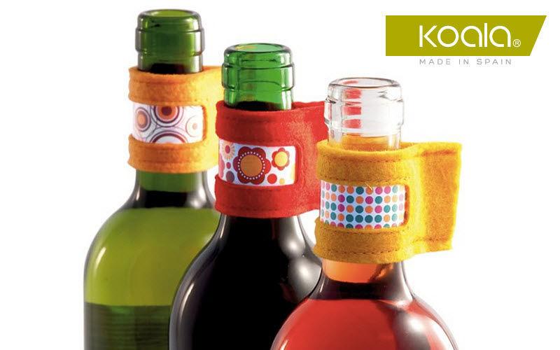 KOALA INTERNATIONAL Collier anti-goutte de bouteille Autour du vin Accessoires de table  |