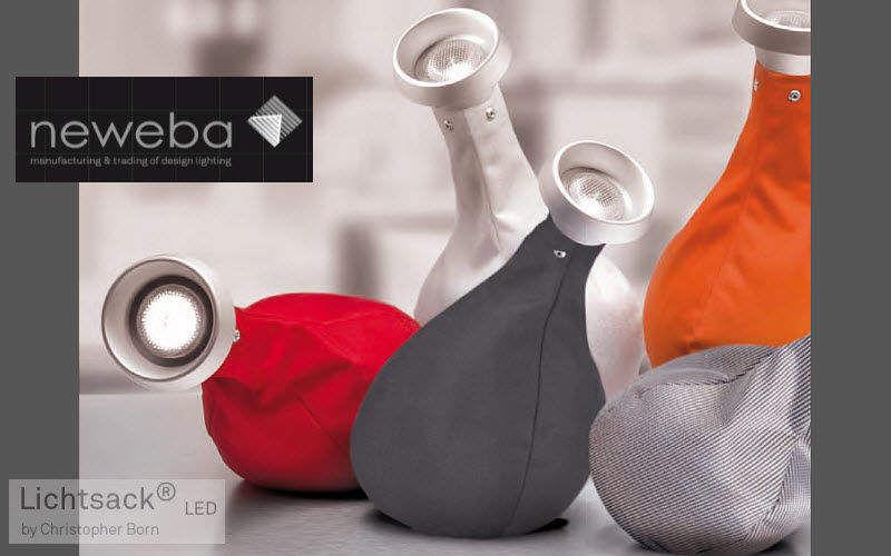 Neweba Lampe à poser Lampes Luminaires Intérieur  | Décalé