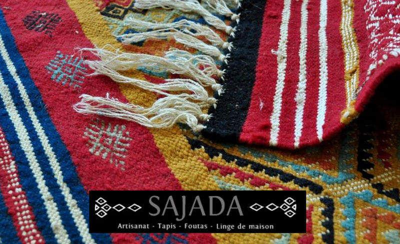 SAJADA Tapis berbère Tapis de style Tapis Tapisserie  |