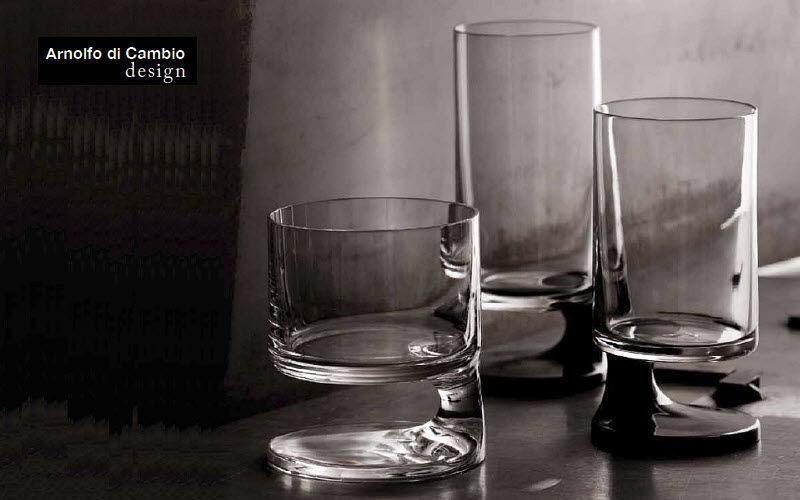 Arnolfo Di Cambio Service de verres Services de verres Verrerie  |