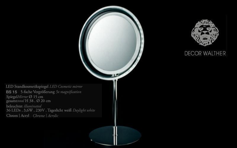 DECOR WALTHER Miroir grossissant Miroirs de salle de bains Bain Sanitaires Salle de bains | Design Contemporain