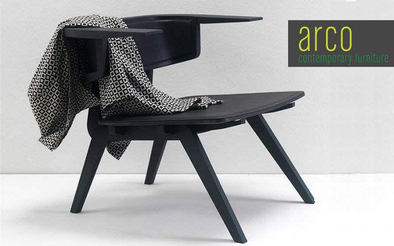 Arco Fauteuil bas Fauteuils Sièges & Canapés Salon-Bar | Design