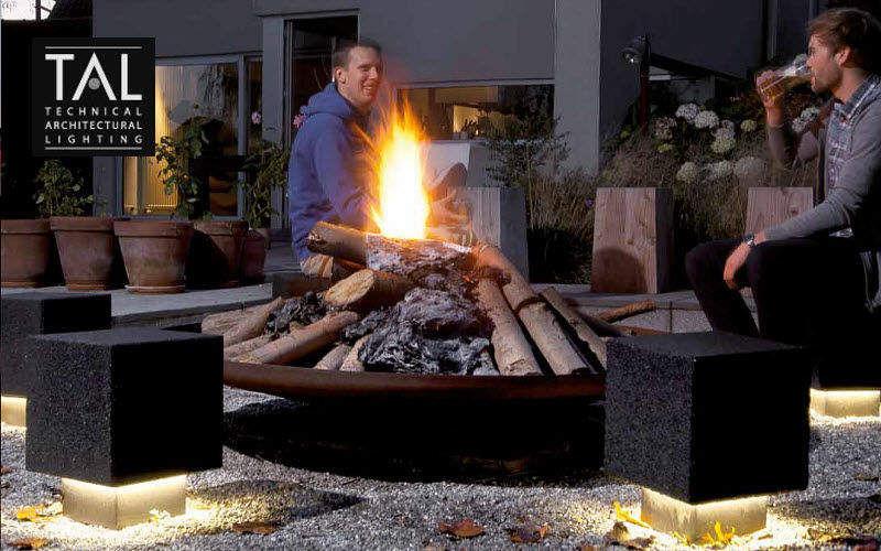 TAL Tabouret de jardin Divers mobilier de jardin Jardin Mobilier  |