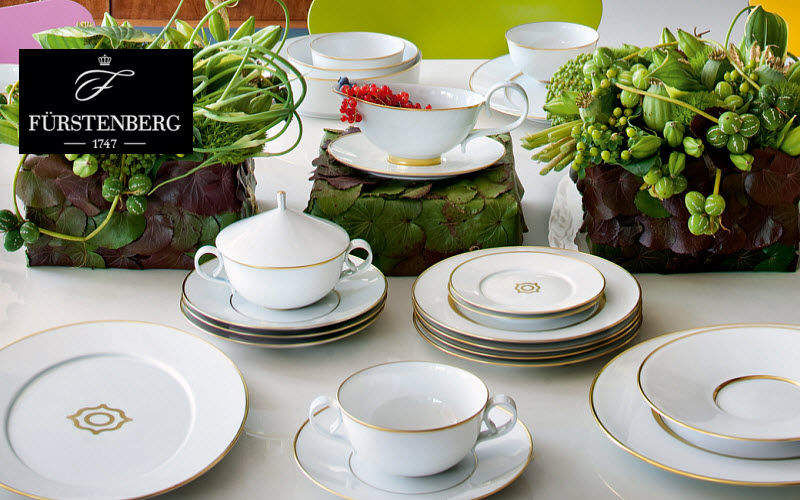 FURSTENBERG Service de table Services de table Vaisselle  |