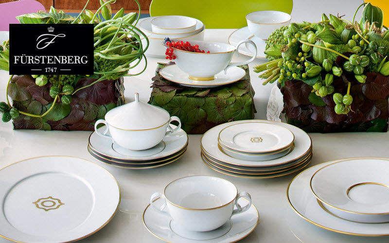 Porzellanmanufaktur F�RSTENBERG Service de table Services de table Vaisselle   