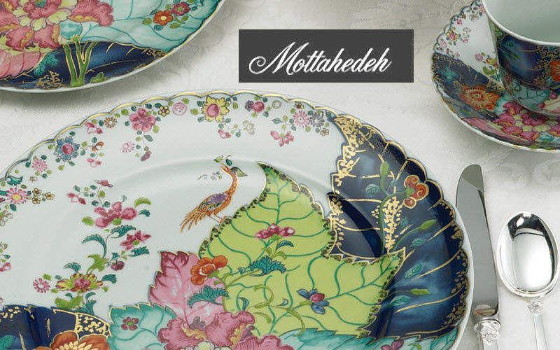 Mottahedeh Assiette de présentation Assiettes Vaisselle  |