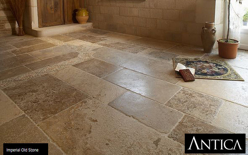 Antica Ceramica Dalle de pierre naturelle Dallages Sols  |