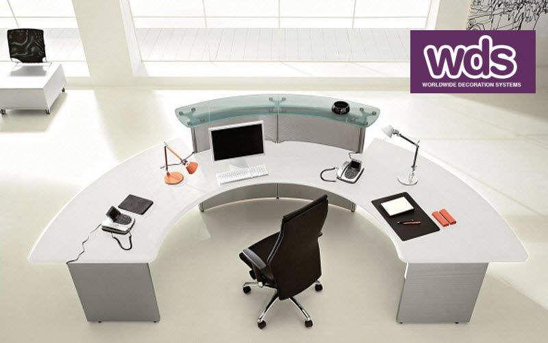 WORLDWIDE DECORATION SYSTEMS Banque d'accueil Bureaux et Tables Bureau  |