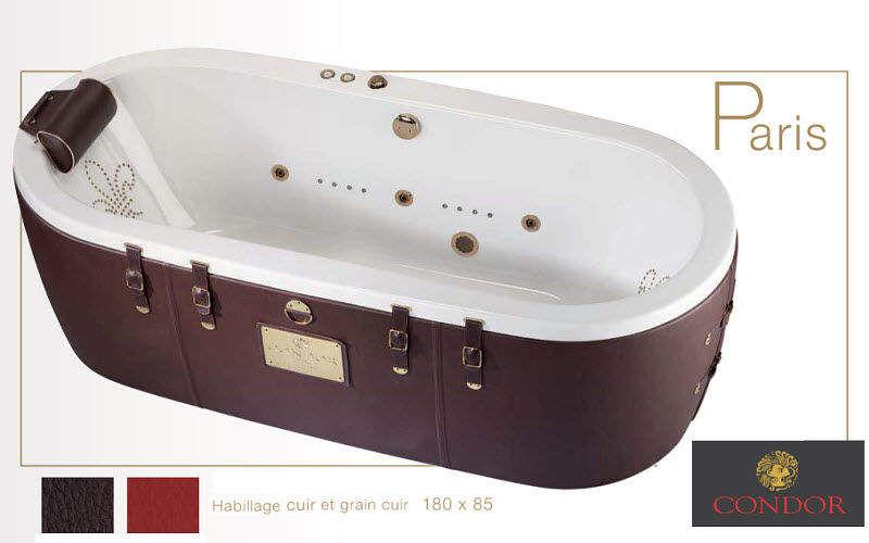 Condor Balnéo Baignoire balnéo Baignoires Bain Sanitaires Salle de bains | Décalé