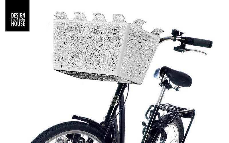 Design House Stockholm Panier à vélo Divers En marge de la Déco En marge de la Déco Espace urbain | Décalé