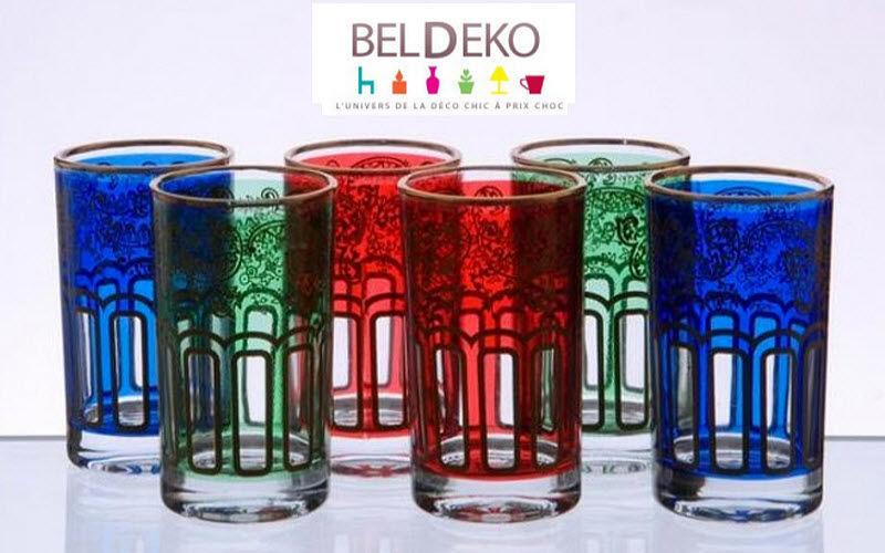 BELDEKO Verre à thé Verres Verrerie  |