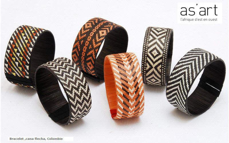 As'art L'afrique D'est En Ouest Bracelet Bijouterie En marge de la Déco  | Ailleurs