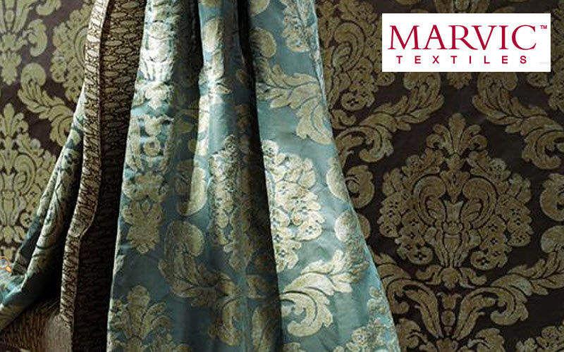 Marvic Textiles Damas Tissus d'ameublement Tissus Rideaux Passementerie  |