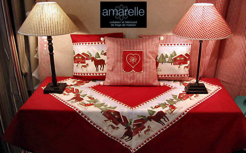 Amarelle Napperon Nappes Linge de Table  |