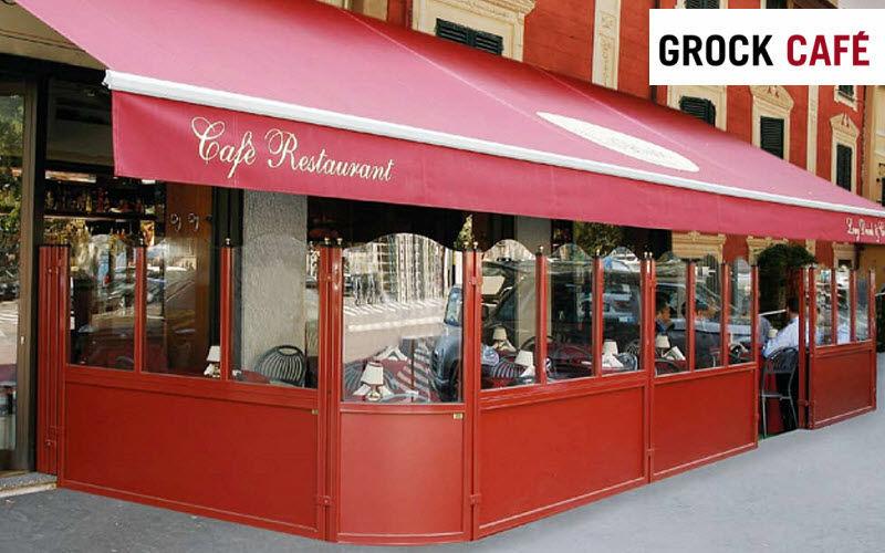 GROCK CAFE Séparation de terrasse Clôtures Bordures Jardin Abris Portails...  |
