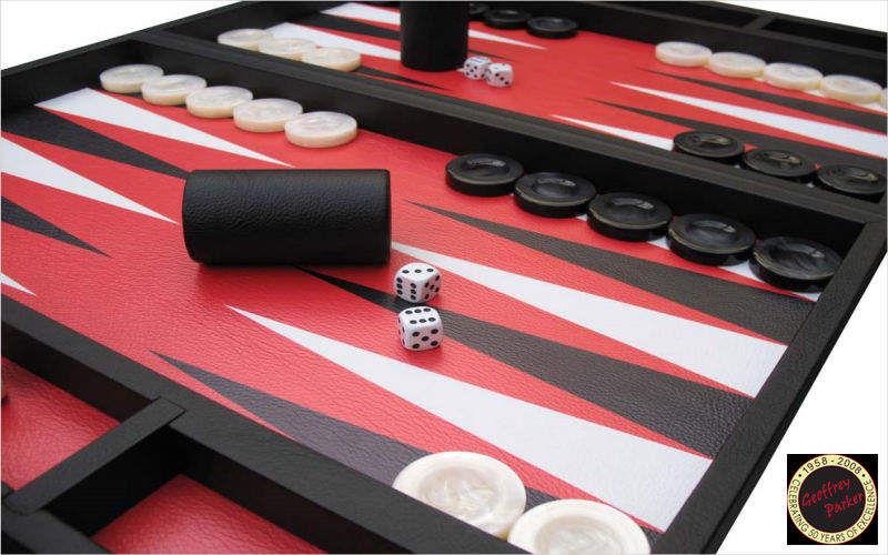 GEOFFREY PARKER GAMES Backgammon Jeux de société Jeux & Jouets  |