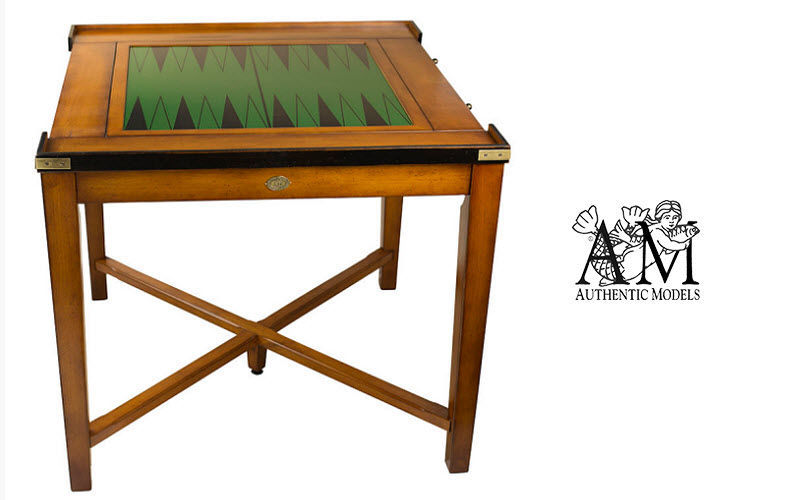 Authentic Models Table de jeux Tables de jeux Tables & divers  |