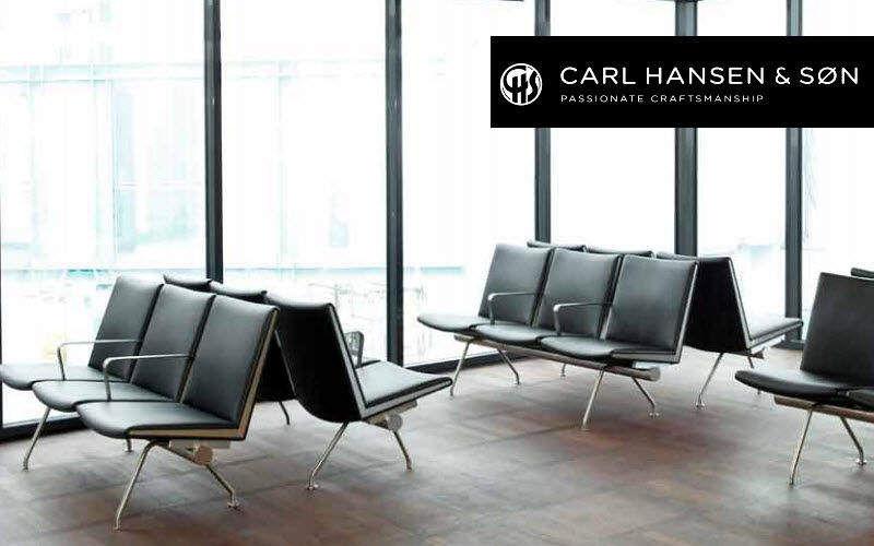 Carl Hansen & Son Siège d'accueil Sièges de bureau Bureau  |