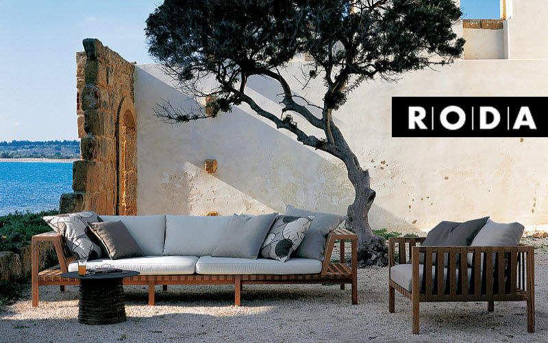 Roda Salon de jardin Salons complets Jardin Mobilier  |