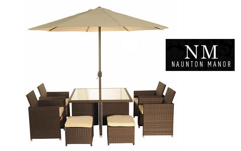 NAUNTON MANOR Salon de jardin Salons complets Jardin Mobilier  |