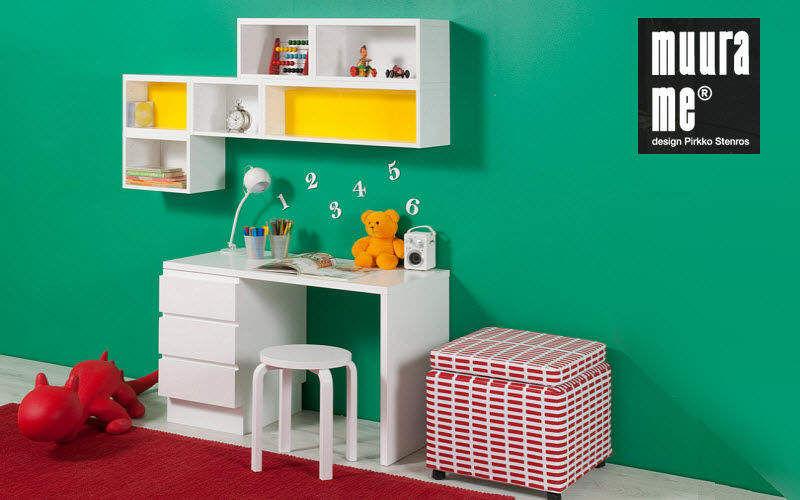 Muurame Bureau enfant Tables Bureaux Enfant Enfant  |