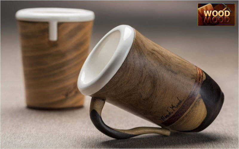 WOOD AND MOOD Mug Tasses Vaisselle  |