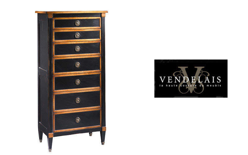 Atelier Du Vendelais Semainier Meubles à tiroirs Rangements  | Classique