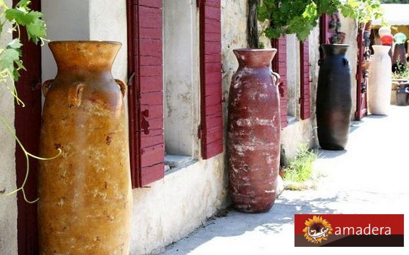 Amadera Jarre Pots de jardin Jardin Bacs Pots  |