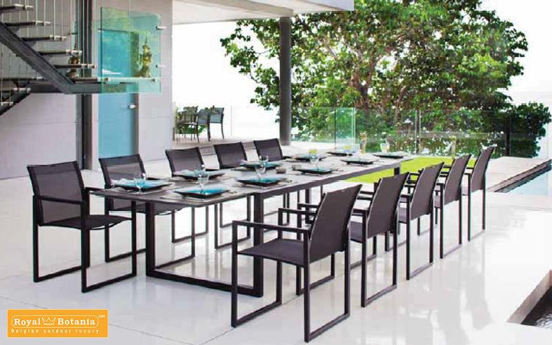 Royal Botania Chaise de jardin pliante Chaises de jardin Jardin Mobilier  |