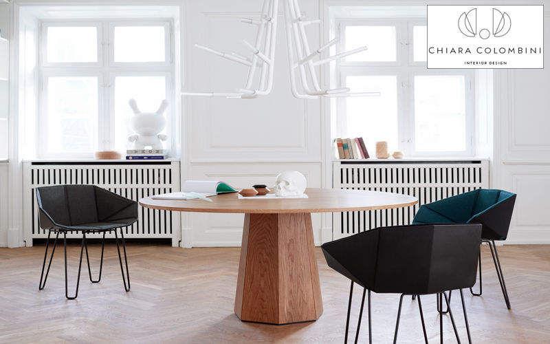 CHIARA COLOMBINI Réalisation d'architecte d'intérieur - Pièces à vivre Divers sièges canapés Sièges & Canapés  |