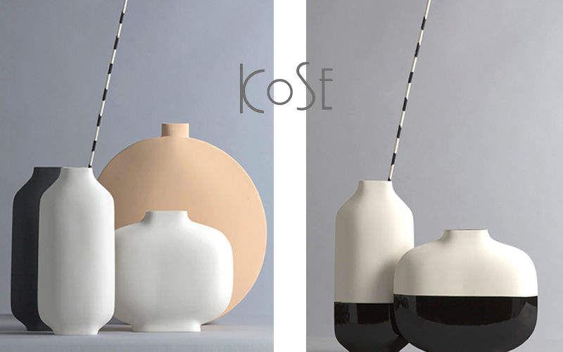 Kose Vase décoratif Vases décoratifs Objets décoratifs  |