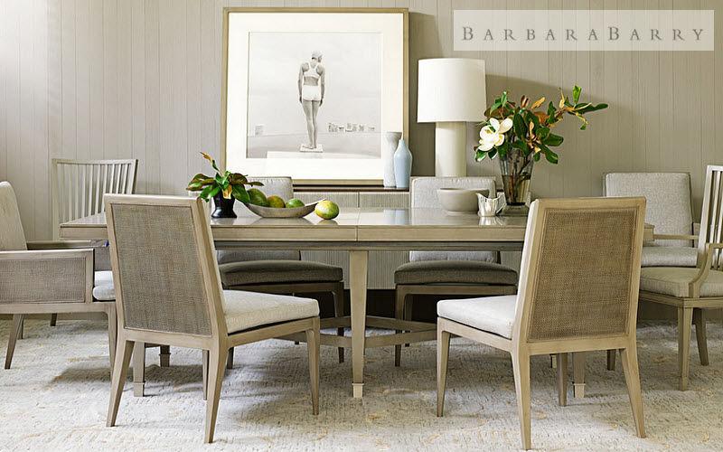 Barbara Barry Salle à manger Tables de repas Tables & divers Salle à manger   Contemporain